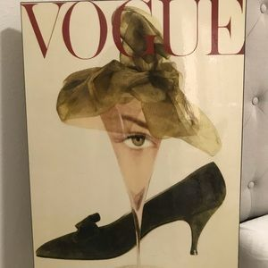 VOGUE WALL ART